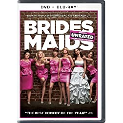 Bridesmaids (Two-Disc Blu-ray/DVD Combo + Digital Copy in DVD Packaging)