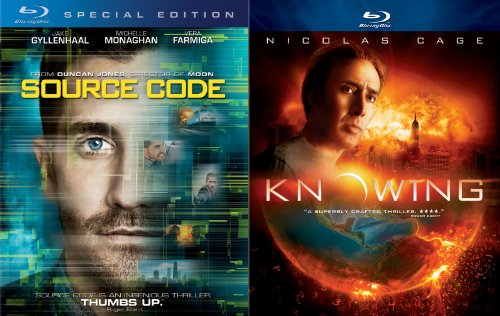 Source Code / Knowing Blu-ray Value-Pack