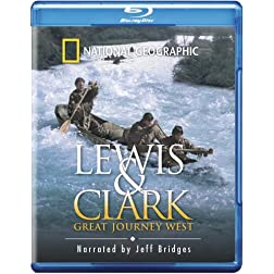 Lewis & Clark: Great Journey West [Blu-ray]