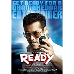 Ready (2011) (Salman - Asin / Hindi Film / Bollywood Movie / Indian Cinema DVD)