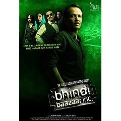 Bhindi Baazaar Inc (2011) (Crime - Thriller / Hindi Film / Bollywood Movie / Indian Cinema DVD)
