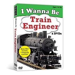 I Wanna Be-Train Engineer