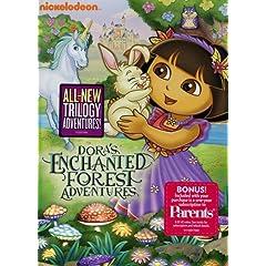 Dora's Enchanted Forest Adventures