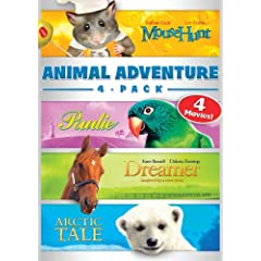 Animal Adventures Four-Pack Collection