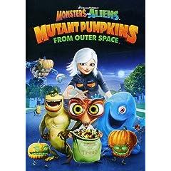 Monsters Vs Aliens: Mutant Pumpkins Outer Space