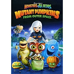 Monsters Vs Aliens: Mutant Pumpkins Outer Space
