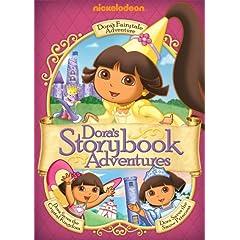 Dora's Storybook Adaventures