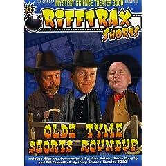 RiffTrax: Olde Tyme Shorts Roundup