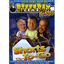 RiffTrax: Shorts To-Go