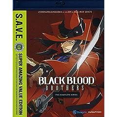 Black Blood Brothers: Complete Series - Save [Blu-ray]