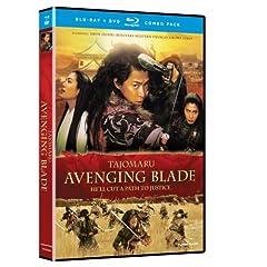 Tajomaru: Avenging Blade - Live Action Movie [Blu-ray]