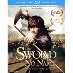 Sword With No Name: Live Action Movie [Blu-ray]