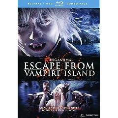 Higanjima: Escape From Vampire Island: Live Action [Blu-ray]