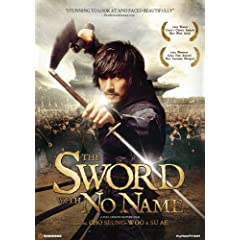 Sword With No Name: Live Action Movie