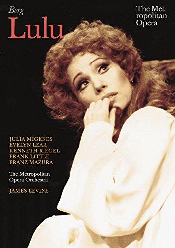 Berg: Lulu (Metropolitan Opera)