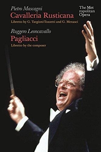 Mascagni:Cavalleria Rusticana/Leoncavallo: Pagliacci (Metropolitan Opera)