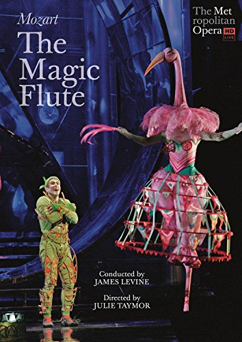 Mozart: The Magic Flute (Metropolitan Opera)