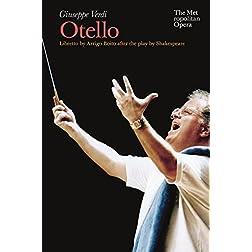 Verdi: Otello (Metropolitan Opera)