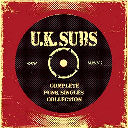 Complete Punk Singles Collection