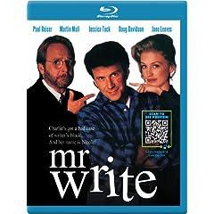 Mr Write [Blu-ray]