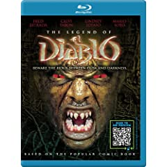 Legend of Diablo [Blu-ray]