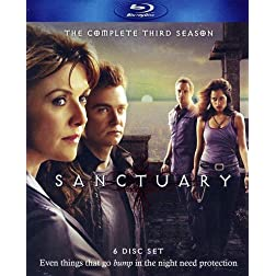 Sanctuary: The Complete Third Season [Blu-ray]