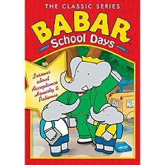 Babar-School Days