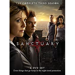 Sanctuary: The Complete Third Season