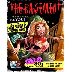 Basement Camp Retro 80s Collection