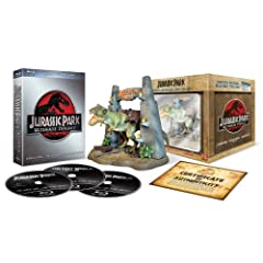 Jurassic Park Ultimate Trilogy Gift Set [Blu-ray]