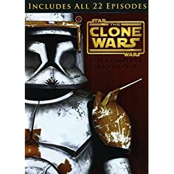 Star Wars: The Clone Wars: Complete Season One