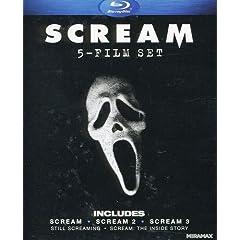 Scream Trilogy [Blu-ray]