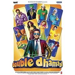 Double Dhamaal (2011) (Comedy Hindi Film / Bollywood Movie / Indian Cinema / DVD)