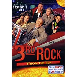 3rd Rock From the Sun - Season 2