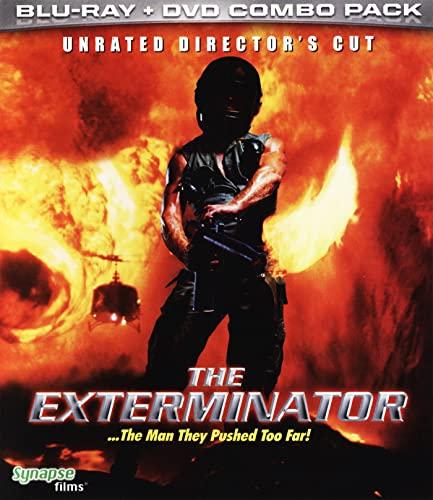 Exterminator (Blu-ray/DVD Combo)