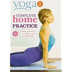 Yoga Journal: Complete Home Practice 2 DVD Set