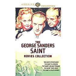 George Sanders Saint Movie Collection