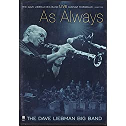 Live As Always: The Dvd