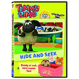 Timmy Time: Hide & Seek