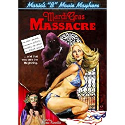 Maria's B-Movie Mayhem: Mardi Gras Massacre
