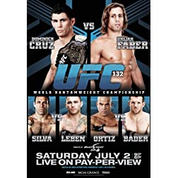 UFC 132: Cruz vs. Faber II