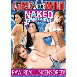 GIRLS GONE WILD Naked All Stars
