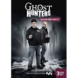 Ghost Hunters: Season 6: Part 2