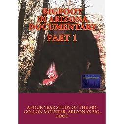 Bigfoot in Arizona Documentary, Part 1