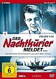 Der Nachtkurier meldet... - Vol. 1, Folge 1-14 (2 DVDs)