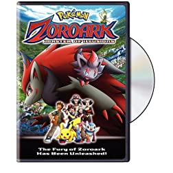 Pokemon - Zoroark: Master of Illusions