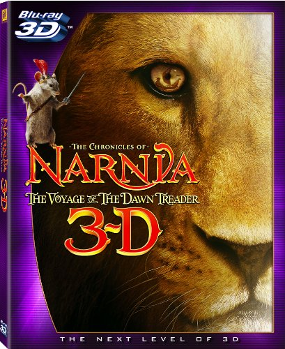 The Chronicles of Narnia: The Voyage of the Dawn Treader [Blu-ray 3D]
