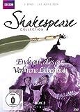 Shakespeare Collection, Vol. 3: Ende gut, alles gut/Verlorene Liebesmüh (2 DVDs)