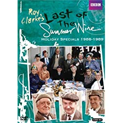 Last of the Summer Wine: Holiday Specials 1986-89