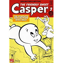 Casper the Friendly Ghost: The Complete Collection (1945-1963)